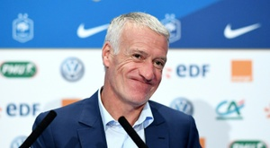 Deschamps has called up Clement Lenglet and two other uncapped players for France squad. AFP