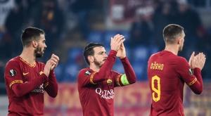 Roma alla ricerca di talenti. AFP