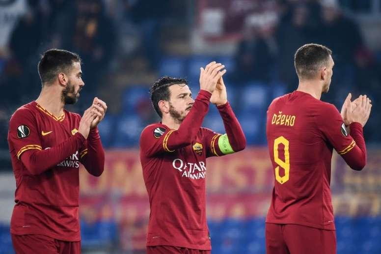 La Roma, a por los nuevos Hagi, Craioveanu y Popescu. AFP