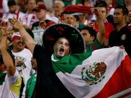 El conjunto mexicano se hizo con una victoria histórica en Estados Unidos. AFP