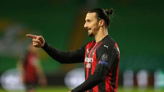 Zlatan Ibrahimovic pointe du doigt la FIFA et demande une enquête. afp