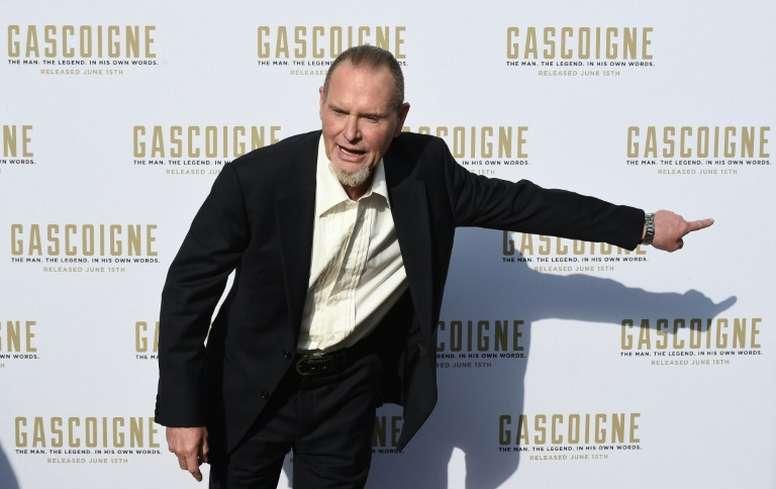 Comenzó el proceso contra Gascoigne por agresión sexual. AFP