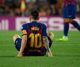 Messi injured as Barça seal much-needed win over Villarreal. AFP