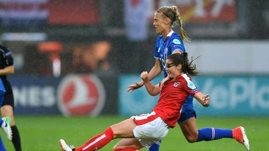 Women's Euro Championship minnows Austria spark excitement at home