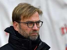 Técnico alemão do Liverpool está satisfeito com os goleiros dos 'reds'. AFP