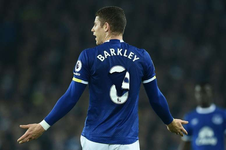 Chelsea are preparing another bid for Barkley. AFP