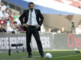 Manager Slavisa Jokanovic has given young guns a chance so far this season. AFP