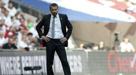 Jokanovic got Fulham promoted via the play-offs. AFP