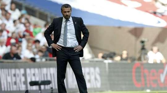 Slavisa Jokanovic needs to reduce the size of his squad. AFP
