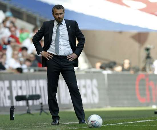 Fulham manager Slavisa Jokanovic doesn't regret his tactical set-up. AFP