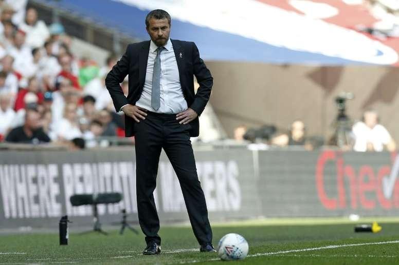 Manager Slavisa Jokanovic has given young guns a chance so far this season. AFP