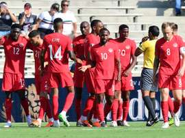 David double as Canada rout Martinique