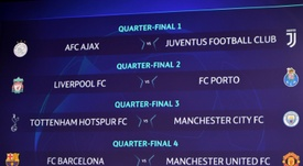 Many rumours regarding the change in format of the Champions League. AFP