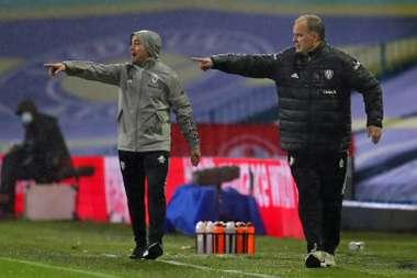 Leeds must sharpen up in attack, says Bielsa. AFP