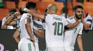 L'Algeria vince la Coppa d'Africa. AFP