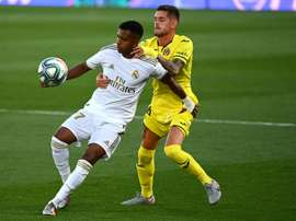 Rodrygo is into his second season at Madrid. AFP