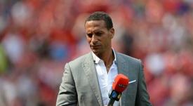 Lo tiene clarísimo Ferdinand. AFP/Archivo