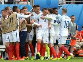 Many England internationals could change teams. AFP
