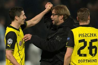 Lewandowski deixou elogios ao agora técnico do Liverpool. AFP
