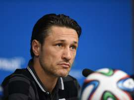 Niko Kovac took over as Croatia coach in October 2013