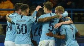 man City have been immense so far this campaign. AFP