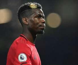Van de Beek to United... Pogba to Madrid? AFP
