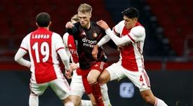 Aconsejan celebrar los goles en casa y sin gritar. AFP
