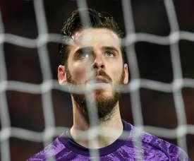 Roy Keane deixou claro que quer De Gea fora do Manchester United. AFP