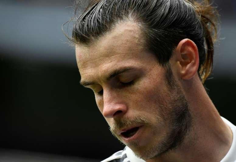 Crouch defendió a Bale. AFP