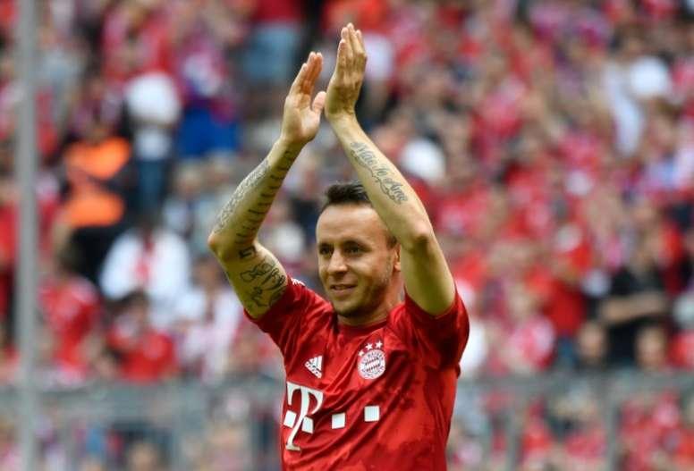 Les meilleurs brésiliens du Bayern Munich. dugout