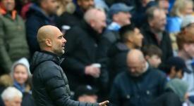 Pep Guardiola had a wave of critics. AFP