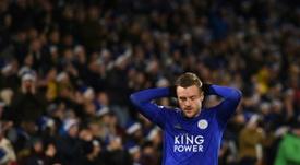 Les compos probables du match de Premier League entre Wolverhampton et Leicester. AFP