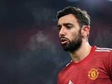 Bruno Fernandes has transformed Manchester United's fortunes. AFP