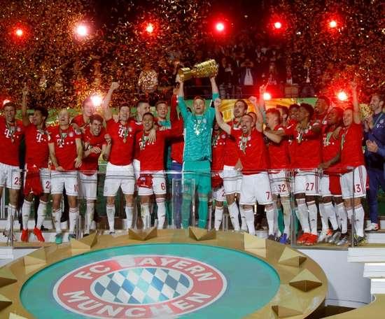 O espetacular XI a que o Bayern aspira para a temporada 2019-20. AFP
