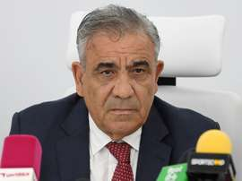 Benzarti has coached 5 CAF club title winning teams, and is hoping for another. AFP