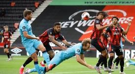 Tottenham s'enlise face à Bournemouth. AFP