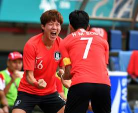 La Corée du Sud est en finale. AFP