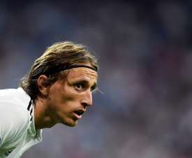 Modric will likely be fined €350,000 for evasion of taxes. AFP