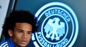 El Bayern quiere fichar a Sané. AFP