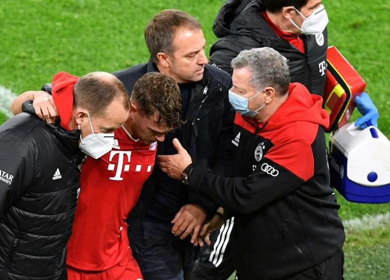 Flick seeking Kimmich replacement for Bayern half century. AFP