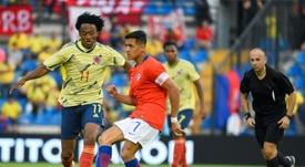 Sanchez could need ankle surgery, says Chile coach. AFP
