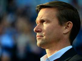 Marsch will take on a new role with RB Leipzig. AFP