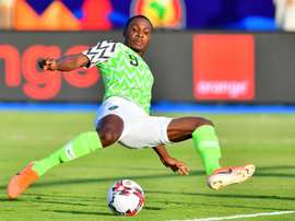 Ighalo confirme son envie de rester à Man United. AFP