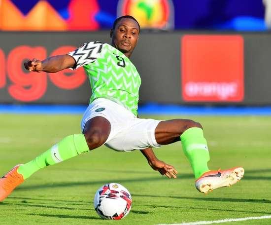 Ighalo confirme son envie de rester à Man United. AFP