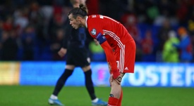 Wales could qualify. AFP