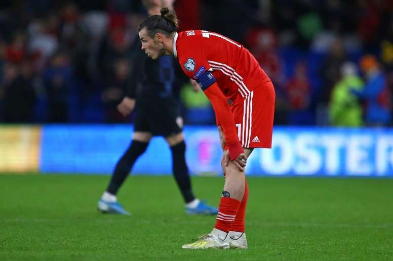 After 25 days without training, Bale heads to Wales. Wales