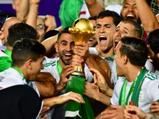 The African Cup of Nations will return to its traditional slot for 2021. AFP