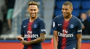Real Madrid are interested in signing the duo. AFP