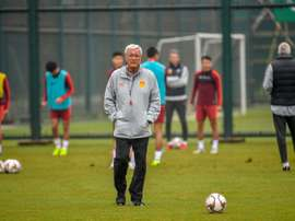 China coach Lippi is heading into the tournament with an ageing side. AFP