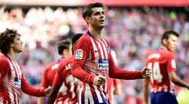 Morata finding his feet after Atletico offer fresh start